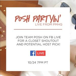 Want a Host Pick? Tune in to our FB Live!